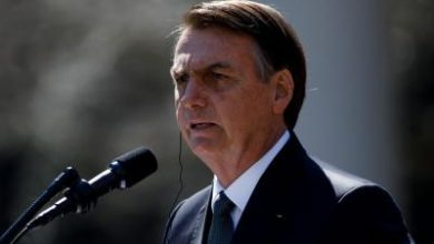 Photo of Bolsonaro signs financial aid bill for states, cities