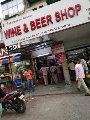 Delhi Seeks List Of Standalone Liquor Shops