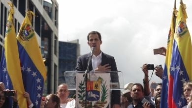 Photo of Guaido dodges addressing maritime incursion, challenges Maduro