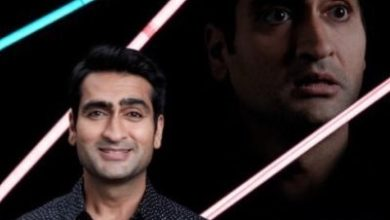 Photo of Kumail Nanjiani on coping up with the COVID-19 pandemic