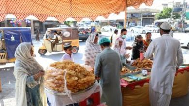 Photo of Major markets sealed in Karachi, Rawalpindi