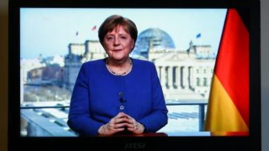 Merkel Announces Easing Of Covid 19 Restrictions In Germany