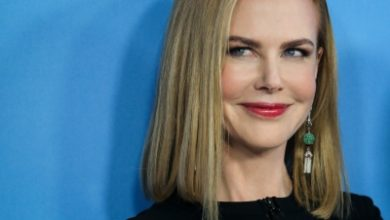 Photo of Nicole Kidman breaks ankle amid COVID-19 lockdown