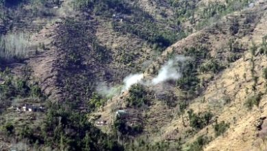 Photo of Pak violates ceasefire for 3rd consecutive day on LoC in J&K