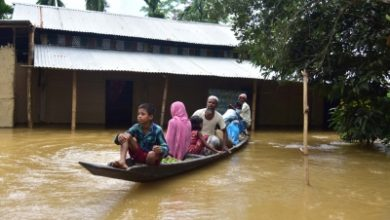 Pre Monsoon Floods Hit Three Lakh People In 11 Assam Districts
