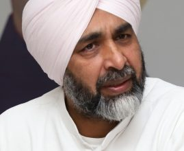 Photo of Punjab Finance Minister's father dies at 90 (Ld)