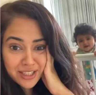 Sameera Reddy Parenting Not Easy Journey With 2020 Generation