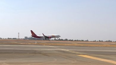 Photo of SpiceJet operates maiden freighter flight to Bahrain