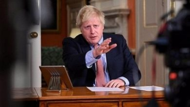 Photo of UK PM unveils 'limited' easing of lockdown