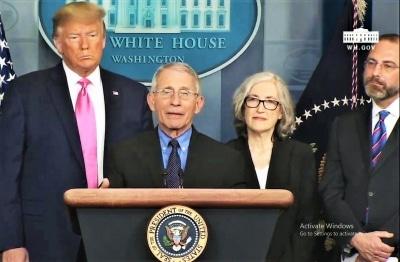 White House Covid 19 Task Force Members Self Isolate