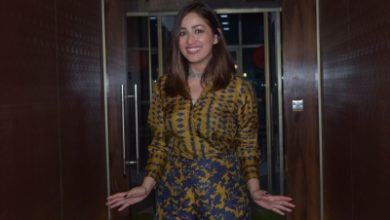 Photo of Yami Gautam: We don't know when we're going to resume shoots