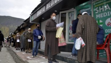 198 More Covid 19 Cases Four Fresh Deaths In Jk