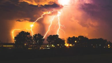 24 Killed And 12 Injured In Lightning Strike Incidents In U P