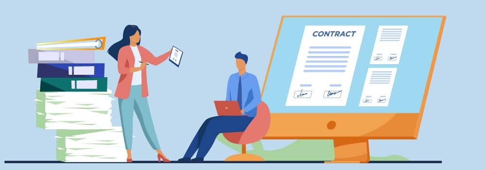 Ask Signed Contract For Your Data Entry Work
