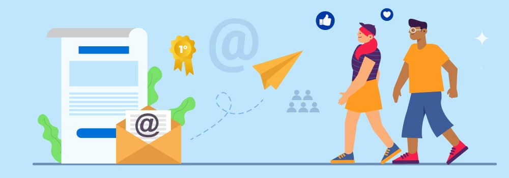 Build Your Brand By Sending Emails To Clients