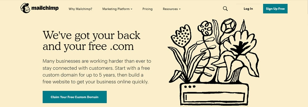 Email Marketing Tool Mailchimp Features