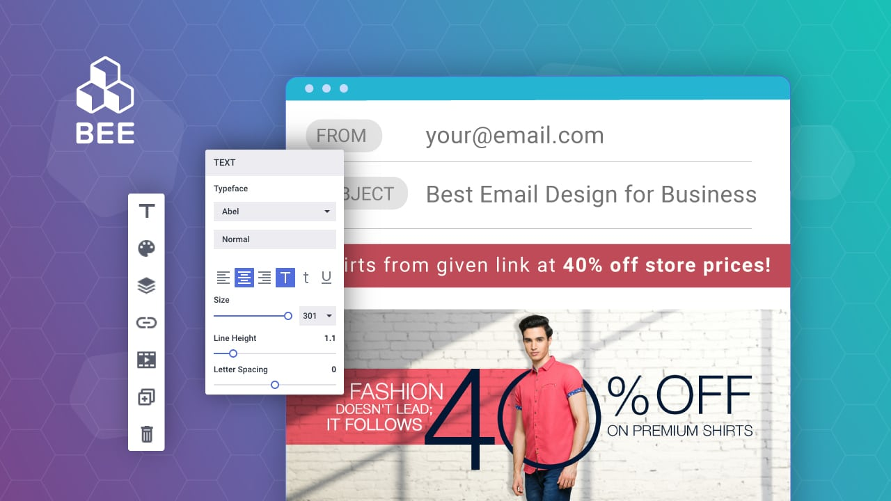 Know About Email Editor Tool B E E Free