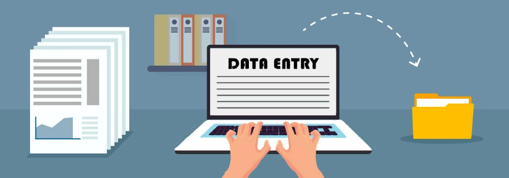 What Is Online Data Entry And How Does It Work
