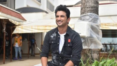 Photo of Actor Sushant Singh Rajput found dead at Bandra home