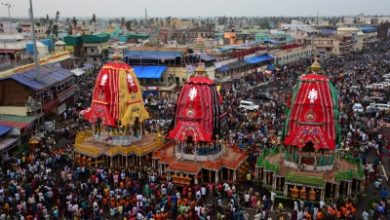 Photo of All entry points closed, curfew in Puri during Rath Yatra: SC