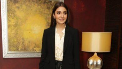 Photo of Anushka Sharma: Was clear that I'd back genuine talent