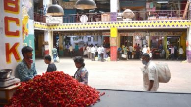 Business Wilts Due To Ban On Floral Offerings In Up