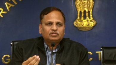Delhi Health Minister Tests Negative For Covid To Be Discharged