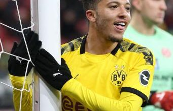 Dortmund Manager Favre Concedes Players May Leave Amid Sancho Rumours