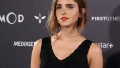 Photo of Emma Watson on #BlackoutTuesday backlash