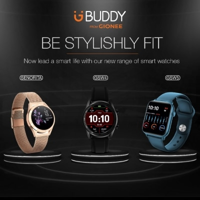 Gionee Returns Unveils 3 Smart Life Watches In India