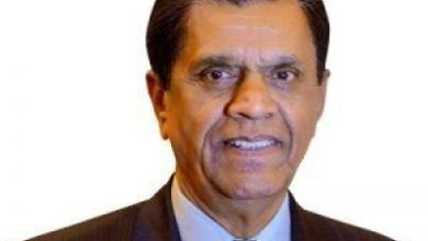 Photo of Indian-American community leader dies of COVID-19