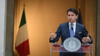 Italian Pm Closes Economic Consultations With Call For Unity