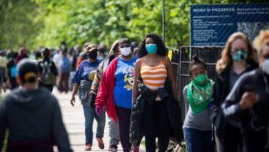 Photo of LA County health officials receive death threats