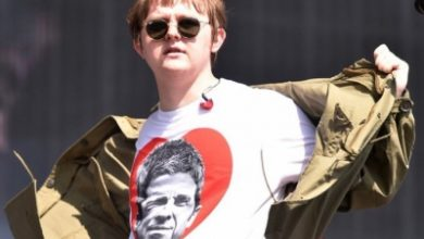 Lewis Capaldi Has Been Writing New Music And Squatting For Fitness