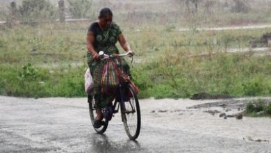 Monsoon Hits Jharkhand Lowers High Temperatures