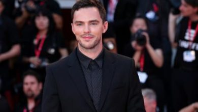 Photo of Nicholas Hoult not interested in nude scenes anymore