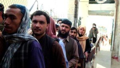 Photo of Pak-Afghan Ghulam Khan border reopens
