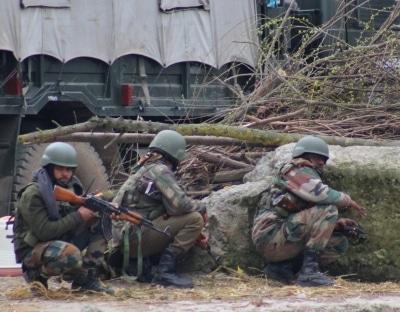 Pak Violates Ceasefire On Loc In Jks Kupwara