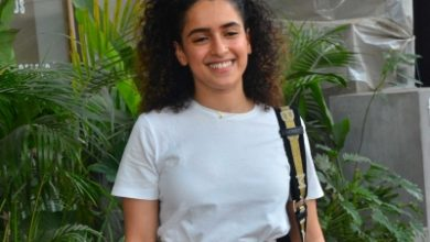 Photo of Sanya Malhotra: I'm boring, reticent and shy