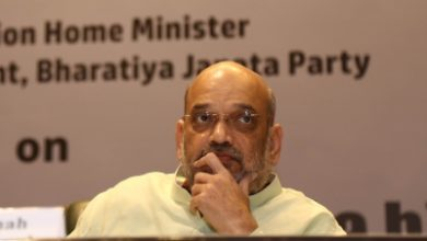Photo of Shah to chair two meetings on Delhi Covid-19 situation on Sunday (Ld)