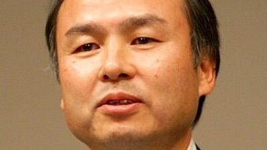 Softbanks Masayoshi Son Steps Down From Board Of Alibaba