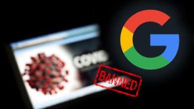 Google Bans Publishers From Advertising On Coronavirus
