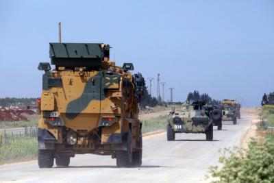 Battles Renews Between Syrian Army Is Militants