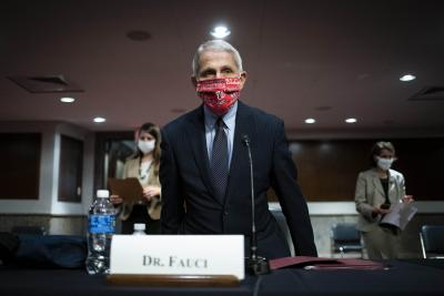 Covid 19 Cases Surging As Us Never Shut Down Entirely Fauci
