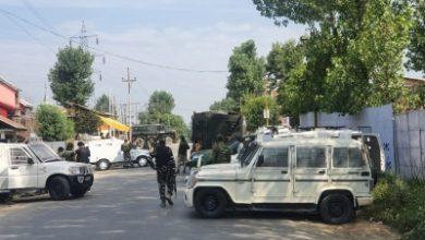 Crpf Trooper Civilian Killed In Terror Attack In Kashmir