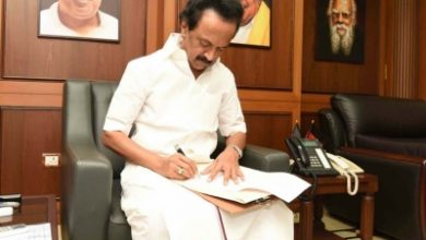Photo of Don't be a corona fear monger: TN minister tells Stalin