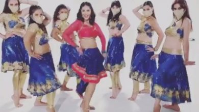 For Sunny Leone It Is Almost Time To Dance