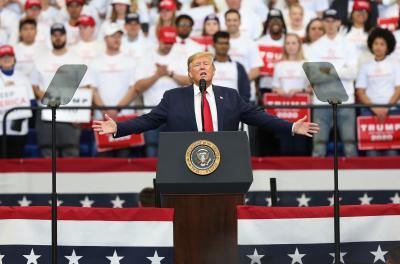 Gen Z Democrats Say Trump Swamping Biden In Digital Ads Poll