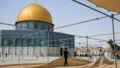 Israel Closes Al Aqsa Mosques Eastern Gate Waqf Head Warns Of Religious War