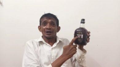 Ktaka Councillors Home Remedy For Corona Rum Half Fried Eggs